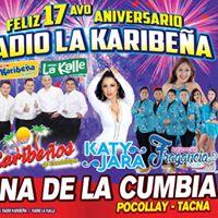 Feliz Aniversario Radio Karibea - Tacna