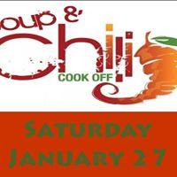 Annual Soup &amp Chili Cook-Off