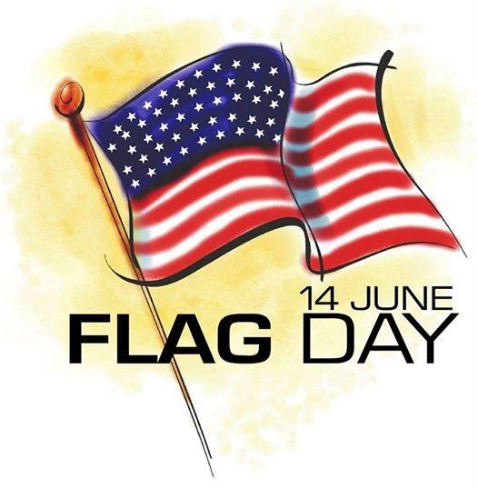 Flag Day at UJP