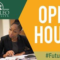 Open House - Saint Leo University