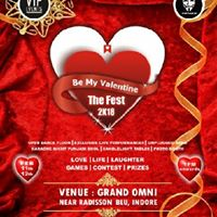 &quotBE MY VALENTINE THE FEST&quot