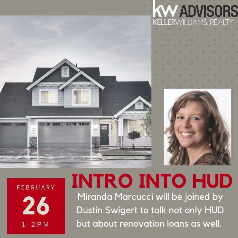 Intro to HUD