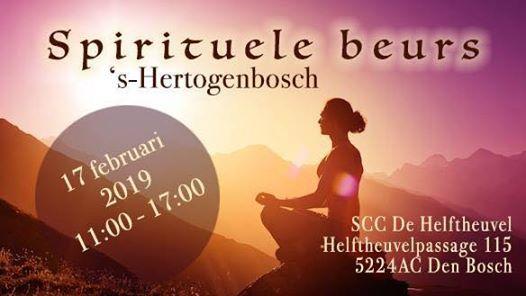 Spirituele beurs s-Hertogenbosch