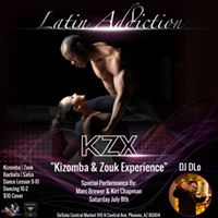 Latin Addiction At DeSoto (2nd Saturday)