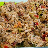 Oficina de culinria  Carnes Vegetais e Saladas
