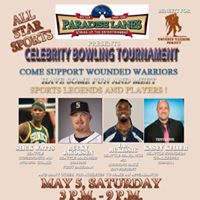 All Star Sports Celebrity Bowling Tournament