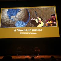 Concert A World of Guitar Peter Janson &amp Aaron Larget-Caplan