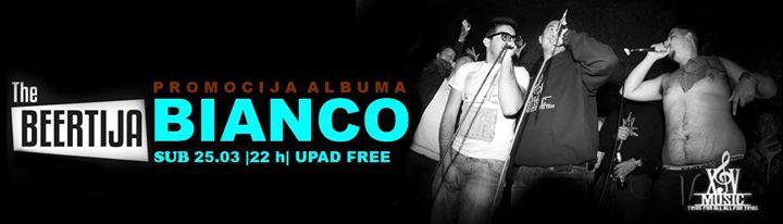 Crni promocija albuma Bianco