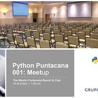 Python Punta Cana Meetup