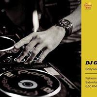 GuitarClub presents DJ Geo