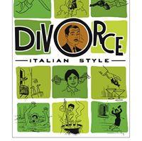 Friday Night at the Italian Cinema - Divorce Italian Style