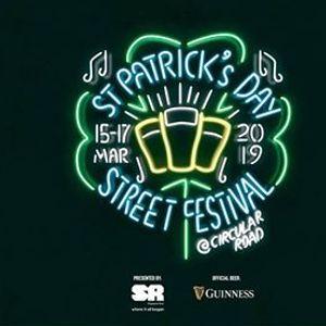 St Patricks Day Street Festival 2019