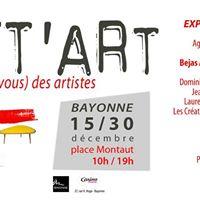 Exposition Vente LOFT ART