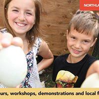 Alberta Open Farm Days at Northlands