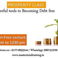 Prosperity Class by Karishma Ahuja