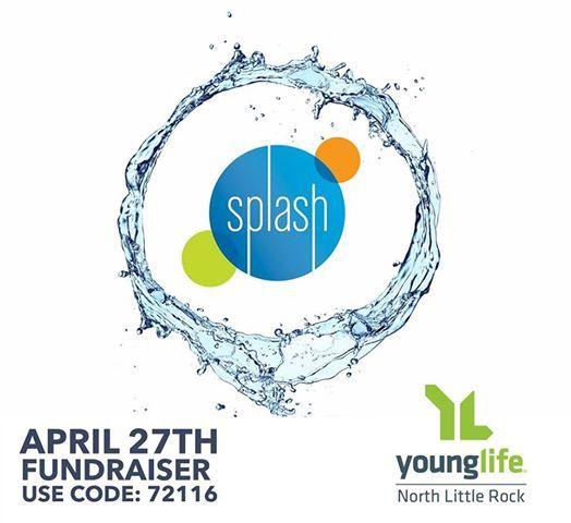 NLR Young Life Splash Carwash Fundraiser