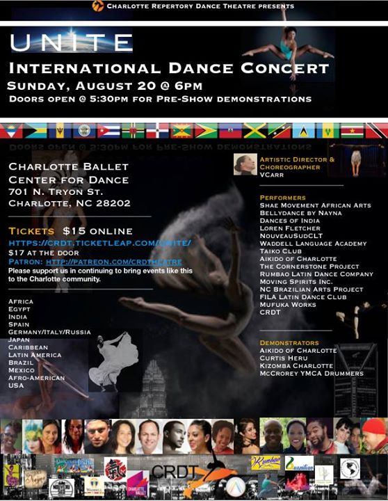 UNITE International Dance Concert