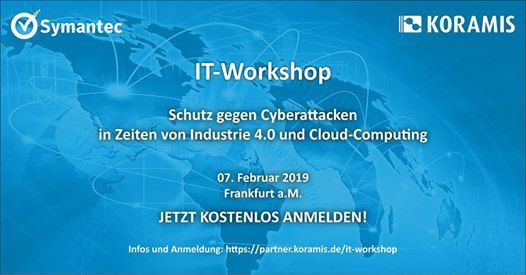 It-Workshop Schutz gegen Cyberattacken