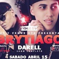 Brytiago Live at Venue 578
