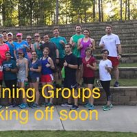 Fall Training Group Information Session