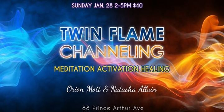 Twin Flame Channeling Meditation Activation Healing at 88 Prince
