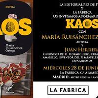 KAOS en La Fbrica - Madrid
