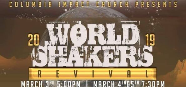 World Shakers Revival 2019