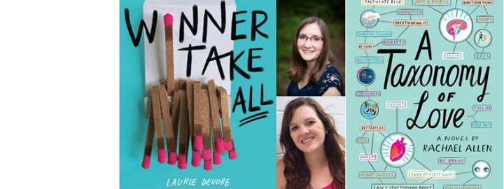 YA Panel with Rachael Allen and Laurie Devore