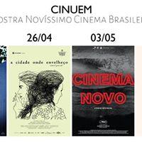 Cinuem - Mostra Novssimo Cinema Brasileiro