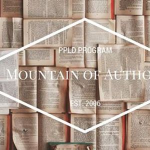 Mountain of Authors 2019