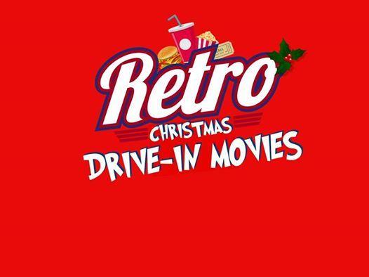 Retro Christmas Drive-in Movies Dublin