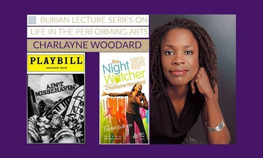 Charlayne Woodard Albanys own star of stage and screen