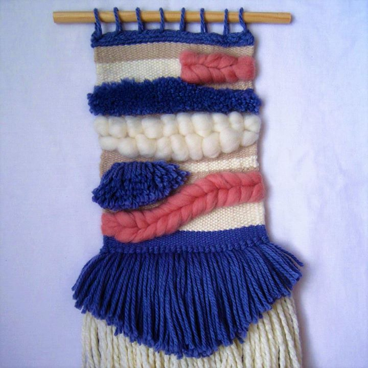 Beginners Tapestry Weaving Workshop At Craft Bound Perth