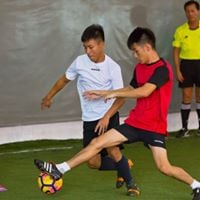 Wesley Monthly 5 a Side Football - November 2017
