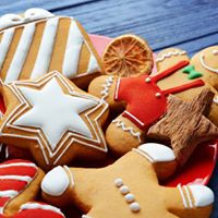 Cookie Decorating Holiday Event (Ages 5)