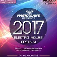 Electro House Festival - [Em Araraquara]
