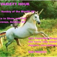 Magtag Variety Hour