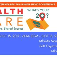 20th Annual Interfaith Health and Human Service Conference