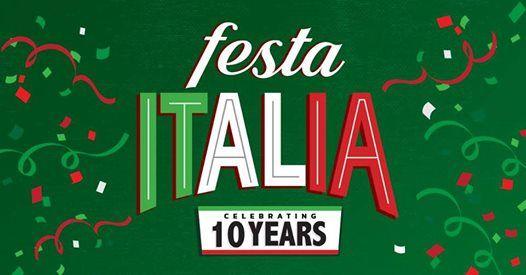 Festa Italia Hobart Street Festival 2019