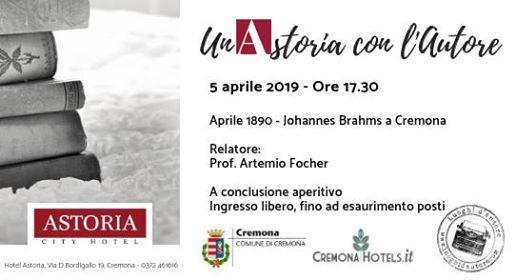 Johannes Brahms a Cremona