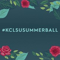 The KCLSU Summer Ball
