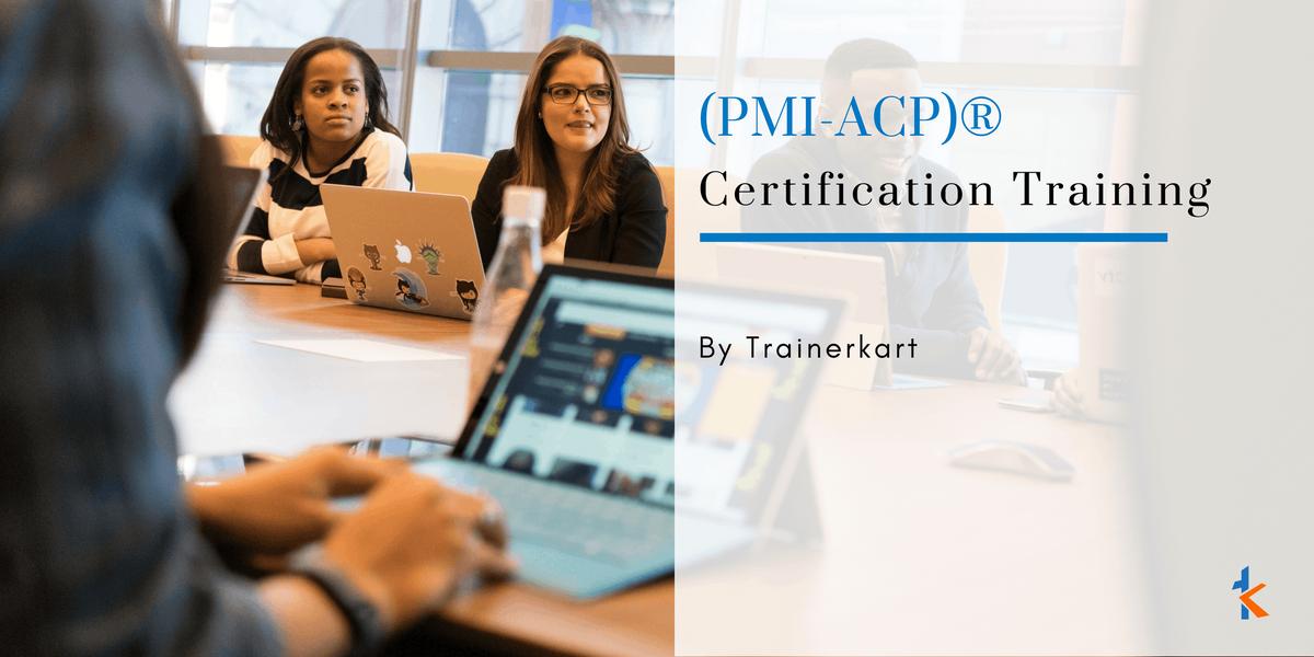 PMI-ACP 3 Days Classroom Training in Burlington VT