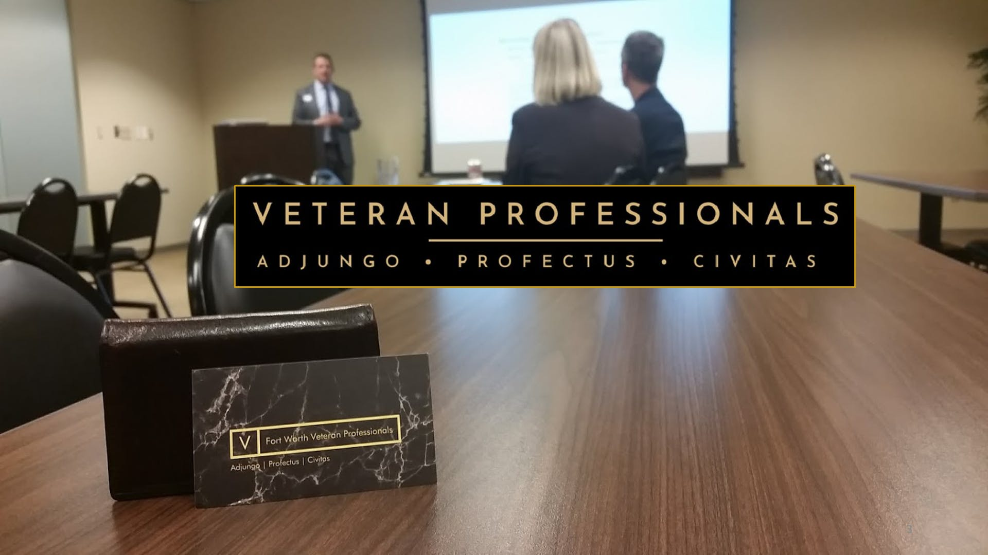 Professional Development Series Veterans Entrepreneurship At