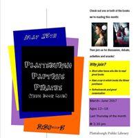 Plattsburgh Papyrus Pirates May Meeting