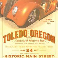 Toledo Car Show 25th Anniversary