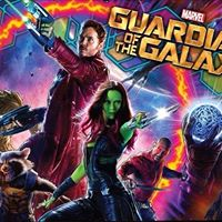 Guardians of the Galaxy Pinball Launch Party