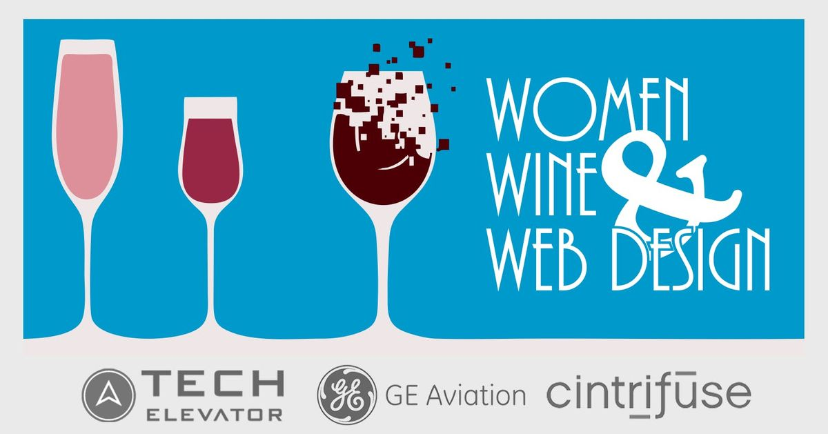 Women Wine & Web Design HTMLCSS Intro Workshop - CINCINNATI