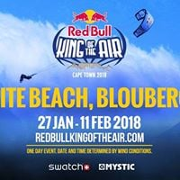Red Bull King of the Air 2018
