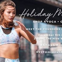 Holiday Social  Meet 5 Female Founders in Wellness