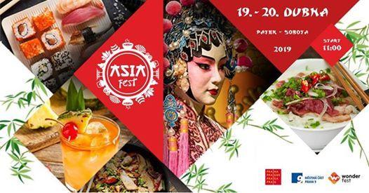 Asia Fest 2019 - Street food festival Praha